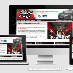 Jay's Automotive Website