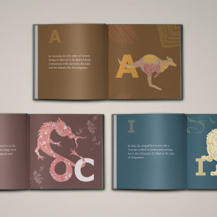 ABCs of Mythology Alphabet Book