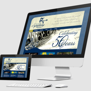 Fort Collins Symphony Guild Website