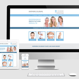 Northern Colorado Plastic and Hand Surgery Website