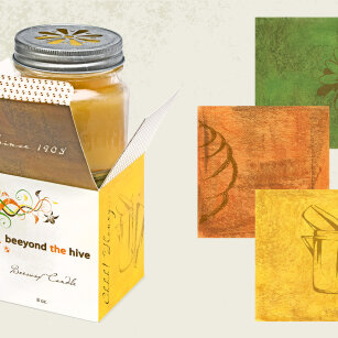 Beeyond the Hive Candle Box