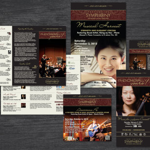 Fort Collins Symphony Marketing Materials
