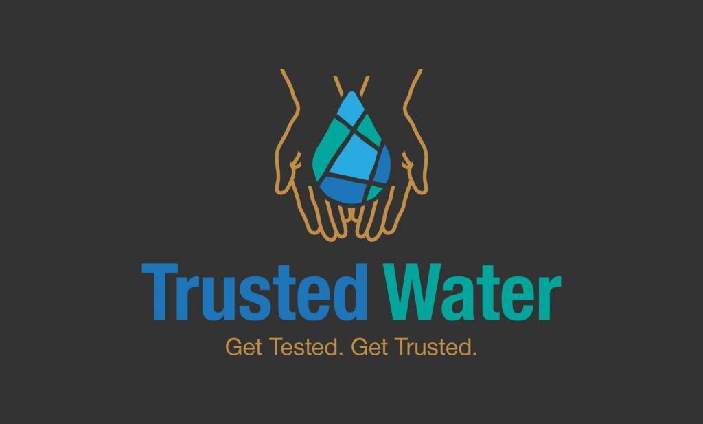 Trusted Water Logo