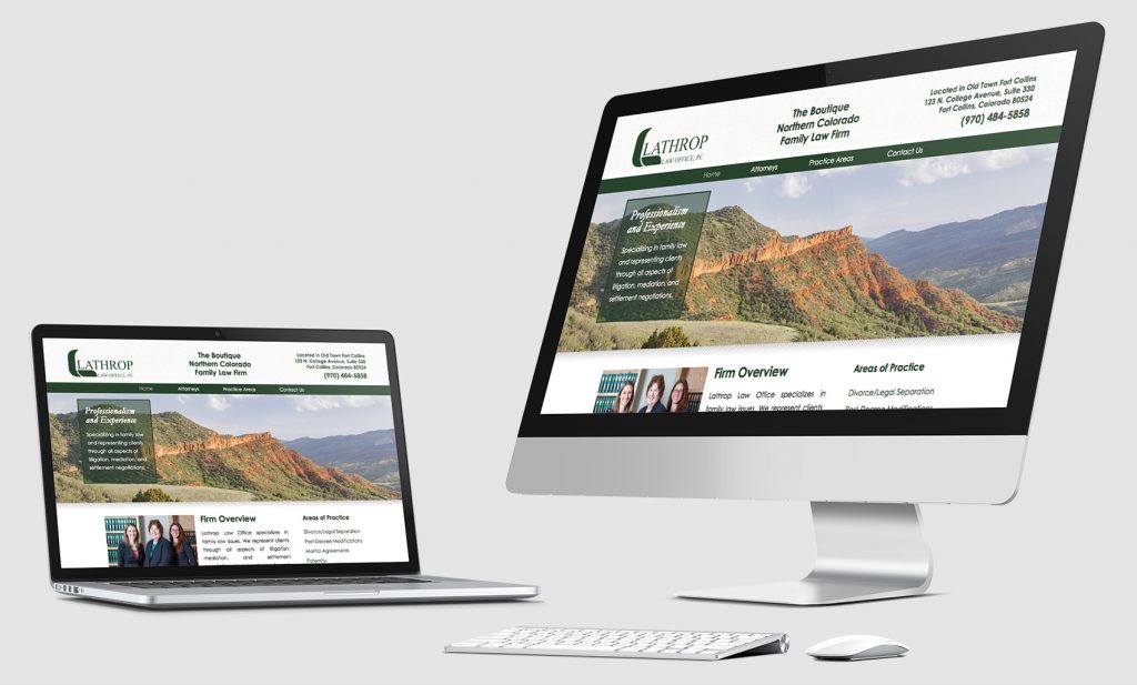 Lathrop Law Website
